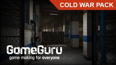 GameGuru - Cold War Pack