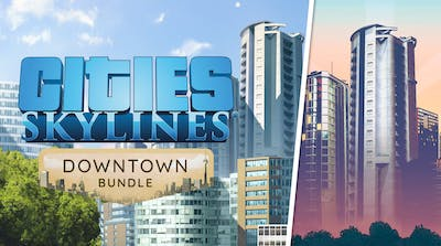 Cities Skylines - Downtown Bundle - DLC
