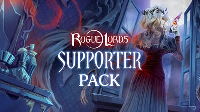 Rogue Lords - Moonlight Supporter Pack - DLC