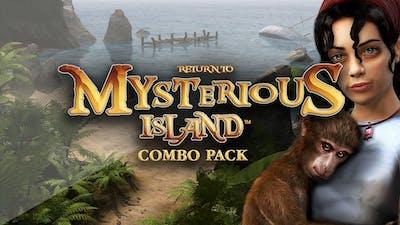 Return to Mysterious Island 1 & 2 Bundle