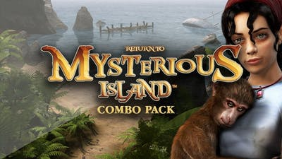 Return to Mysterious Island 1 & 2 Bundle