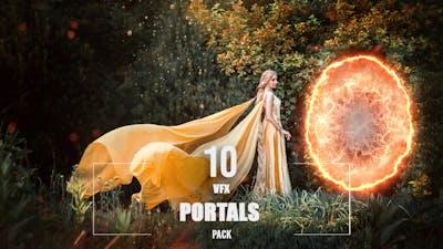 VFX Portals Pack