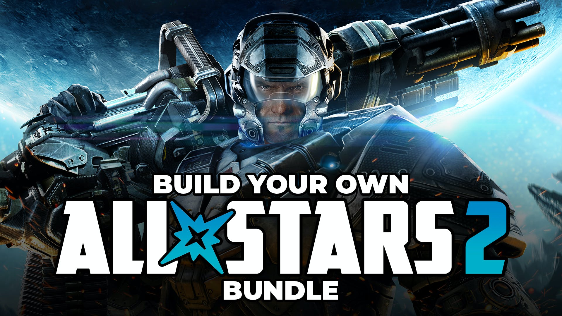 Build your own All Stars Bundle 2
