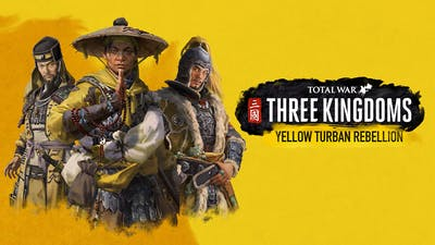 Total War: THREE KINGDOMS - Yellow Turban Rebellion - DLC