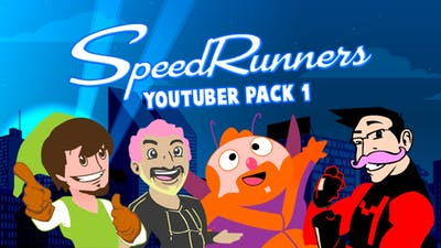 SpeedRunners - Youtuber Pack 1 DLC