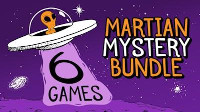 Martian Mystery Bundle - 6 games