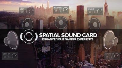 SPATIAL SOUND CARD   Mac PC Steam Game   Fanatical