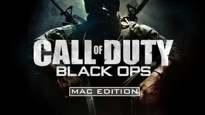 Call of Duty: Black Ops - Mac Edition | Mac Steam Game