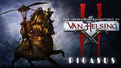 Van Helsing II: Pigasus DLC