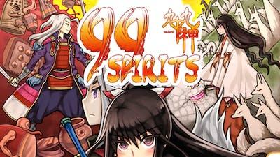 99 Spirits - Art Book + Music Pack