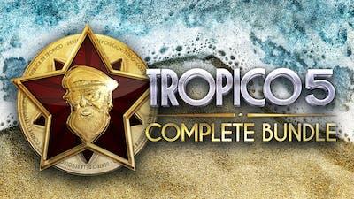Tropico 5 Complete Bundle