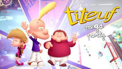 Titeuf: Mega Party