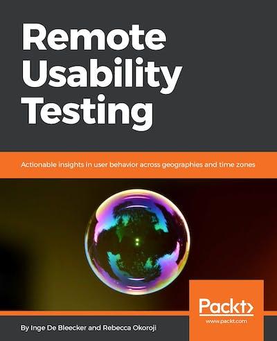 Remote Usability Testing
