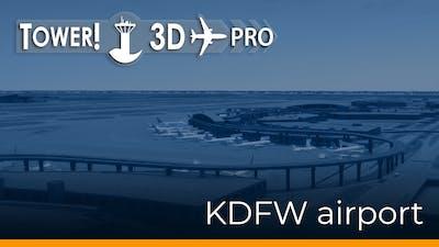Tower!3D Pro - KDFW airport - DLC