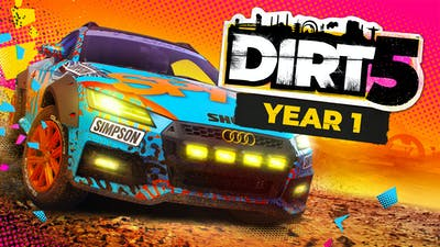 DIRT 5 - Year 1 Upgrade - DLC