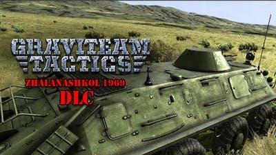 Graviteam Tactics: Zhalanashkol 1969 DLC