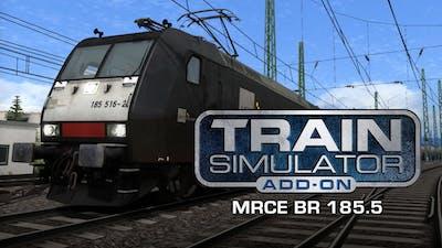 Train Simulator: MRCE BR 185.5 Loco Add-On - DLC
