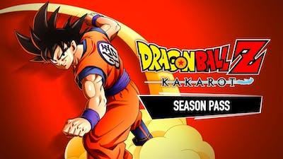 DRAGON BALL Z: KAKAROT Season Pass - DLC