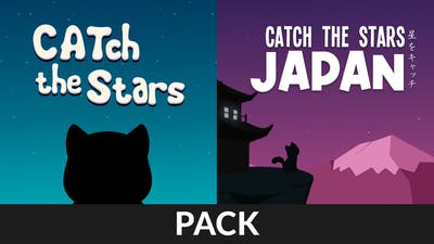 CATch the Stars & CATch the Stars: Japan Pack