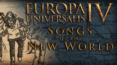 Europa Universalis IV: Songs of the New World DLC