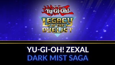 Yu-Gi-Oh! ZEXAL Dark Mist Saga - DLC