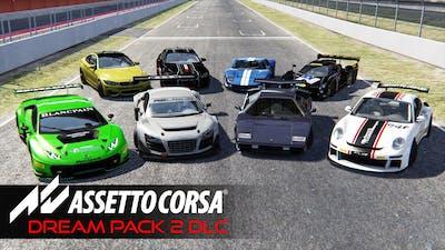 Assetto Corsa - Dream Pack 2 - DLC