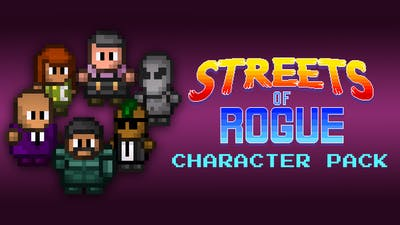 Streets of Rogue Character Pack - DLC