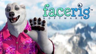 FaceRig Strong Paws DLC