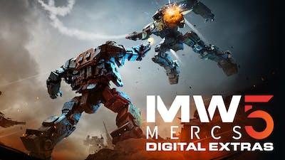 Mechwarrior 5: Mercenaries - Digital Extras - DLC