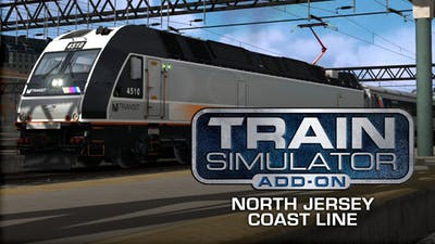 Train Simulator: North Jersey Coast Line Route Add-On - DLC