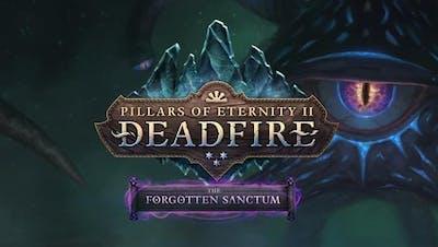 Pillars of Eternity II: Deadfire - The Forgotten Sanctum - DLC