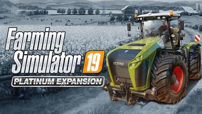 Farming Simulator 19 - Platinum Expansion - DLC