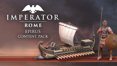 Imperator Rome - Epirus Content Pack - DLC