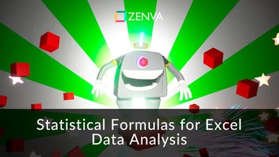 Statistical Formulas for Excel Data Analysis