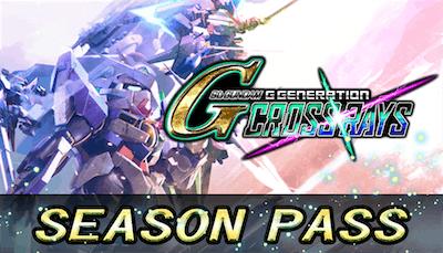 SD GUNDAM G GENERATION CROSS RAYS - Season Pass - DLC