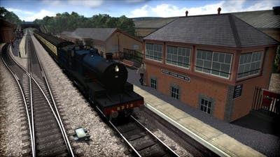 Train Simulator: West Somerset Railway Route Add-On | PC