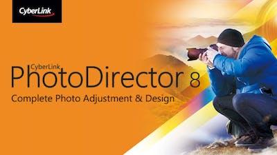 CyberLink PhotoDirector 8 Deluxe