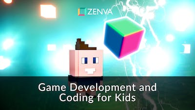 Game Development and Coding for Kids
