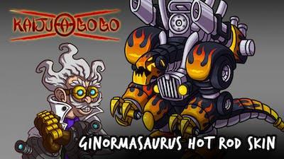 Kaiju-A-GoGo: Hot Rod Ginormasaurus Skin DLC