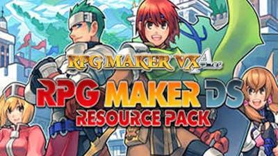 RPG Maker VX Ace: DS Resource Pack DLC