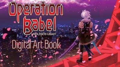 Operation Babel: New Tokyo Legacy - Digital Art Book DLC