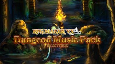 RPG Maker VX Ace: Dungeon Music Pack DLC