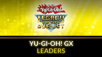 Yu-Gi-Oh! GX: Leaders - DLC