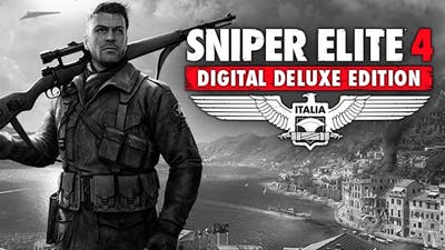Sniper Elite 4 Deluxe Edition
