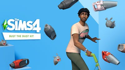The Sims 4 Bust the Dust Kit - DLC