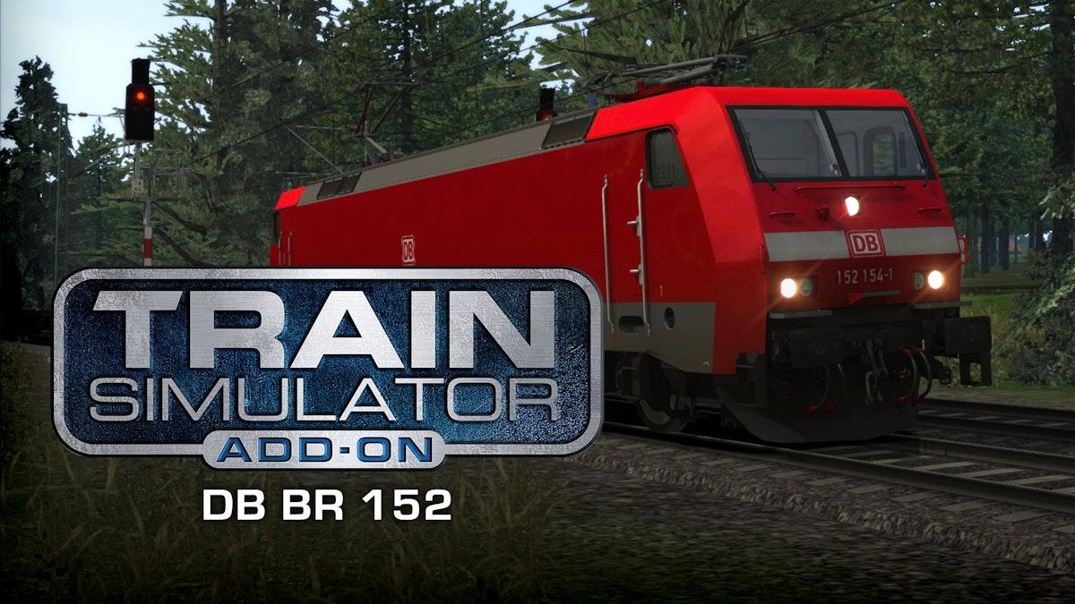 Train Simulator: DB BR 152 Loco Add-On | PC Steam