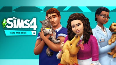 The Sims 4 Cats & Dogs - DLC