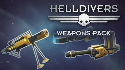 HELLDIVERS - Weapons Pack - DLC