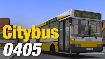 OMSI 2 Add-On Citybus O405 - DLC