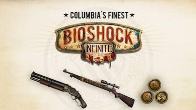 Bioshock Infinite: Columbia's Finest DLC